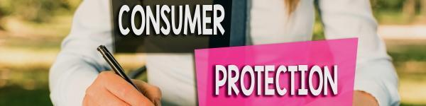 consumer protection banner
